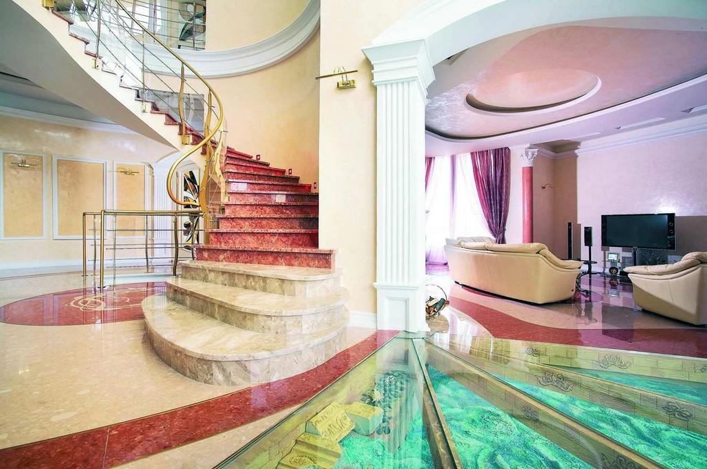 Modern Homes Interior Stairs Designs Ideas By Halo956 On Deviantart