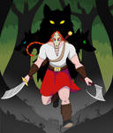 Cawlic, the Wolf