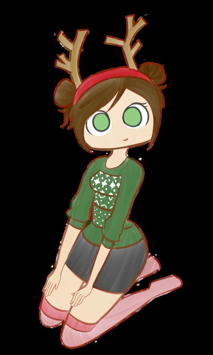 Definitely Not an Ugly Sweater by jojoyasmin