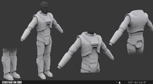 Hev Suit WIP: Half Life 2 Enhancement Mod by kwant11