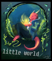 little world by fd-caro