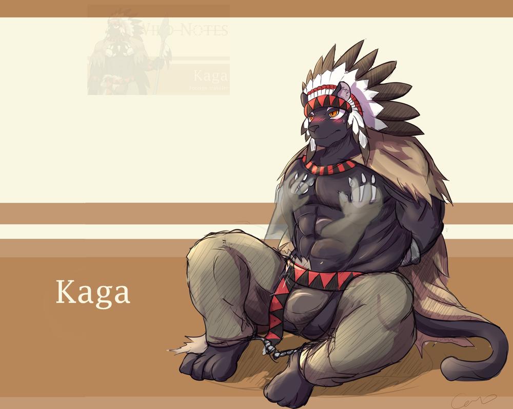 Kaga 2 by fd-caro