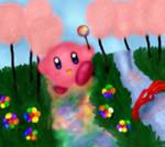 Kirby in Sweetland