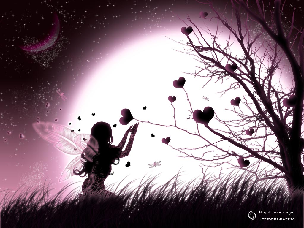 Great Wallpaper Night Love - night_love_angle_by_sepidehgraphic  Perfect Image Reference-54741.jpg