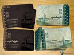 Hasani Visit Card