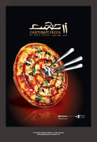 Zartosht pizza by Sepinik