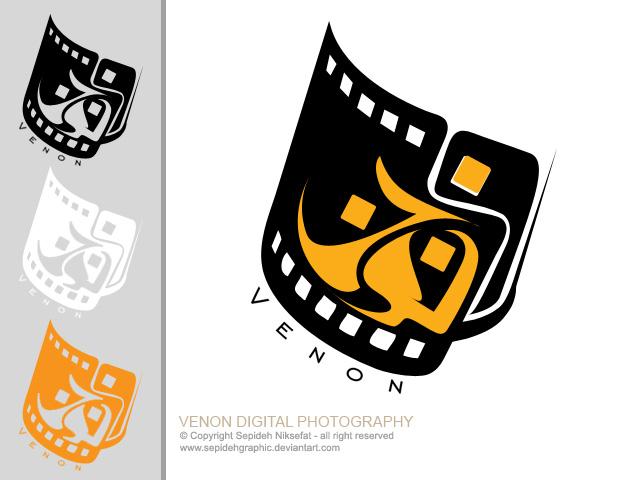 Venon Photography's Logo by Sepinik