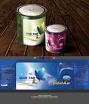 Mani Fam- Paint bucket