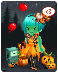 Bmo Halloween party entry one by AskChihuawolf