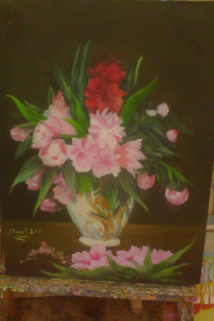 Galway lirg deviantart Fleurs pivoines