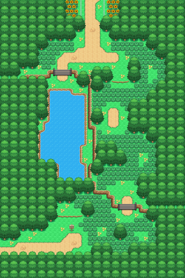 Route 1 Mk.3 - TheMarkCrafter/KingSnivy by Demise-Hawk