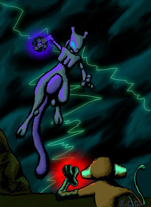 The gallery for --> Darkrai Vs Mewtwo Vs Deoxys