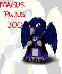 Magus pwns j00 by Mewtwofan