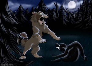 'Leave it to me--RUN'---Sirius