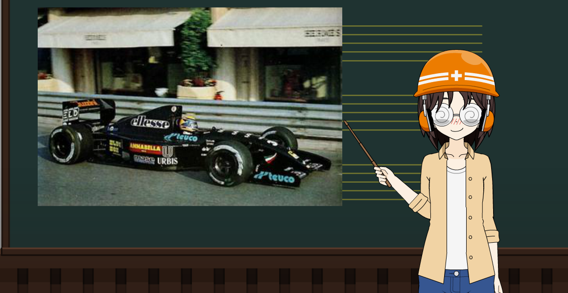 Jamie F1 by qringstaff