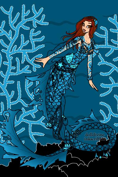 mermaid goddess nicki