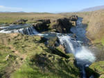 Waterfall - Iceland. Gustavo Copelmayer