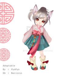 [OPEN] Adoptable Auction : Little Kumiho