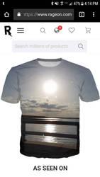 sun setting off the bridge by PicsRmypassion