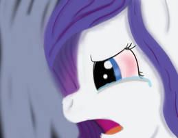 Red Eyes and Tears by Rainb0wDashie