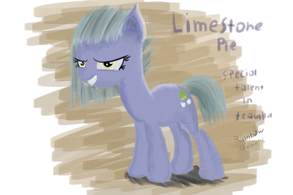 Limestone Pie by Rainb0wDashie