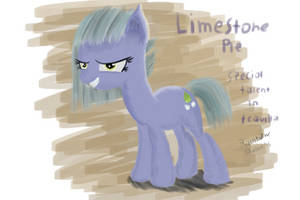 Limestone Pie by Rainb0wDashie