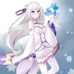 Re:Zero-Emilia