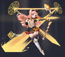 Poppy - Genshin Impact ver.