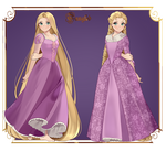 Historically Accurate Rapunzel