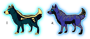 Wolf adopts (CLOSED)
