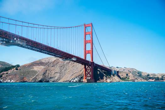 SF9 - Golden Gate Bridge