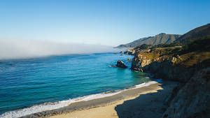 PCH3 - View from Rocky Creek Bridge Parking Lot