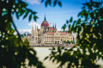hungarian parliament building ii by hannes-flo