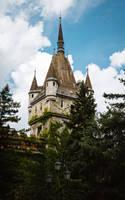 vajdahunyad castle ii