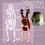NEW Commission sheet [OPEN]