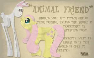 Animal Friend by Scaramouche-Fandango