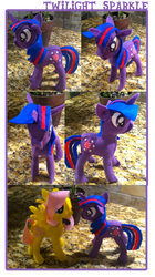 Twilight Sparkle Plushie by Scaramouche-Fandango