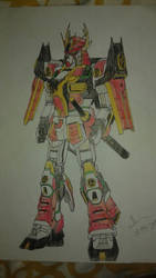 Musha Nu Gundam