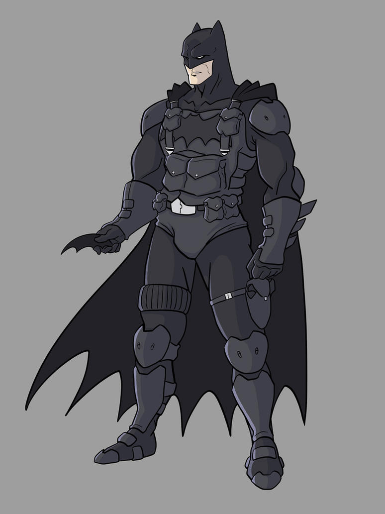 Batman by RDComics