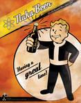 Vault Boy - Nuka Beer