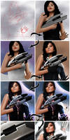 Mass Effect B. Babe - Steps