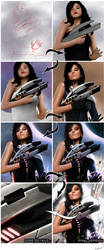 Mass Effect B. Babe - Steps by Italiener