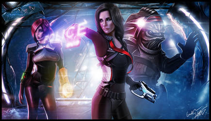 Mass Effect: The Investigation of Icarus IV