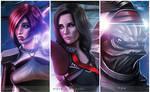 Mass Effect: T.i.o.I. IV: Closeup
