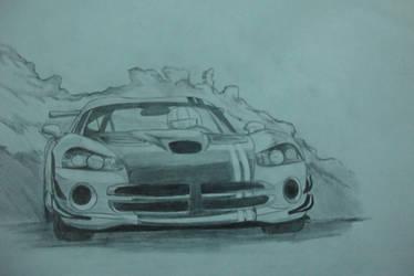 Dodge Viper SRT-10 ACR-X by Samanth406