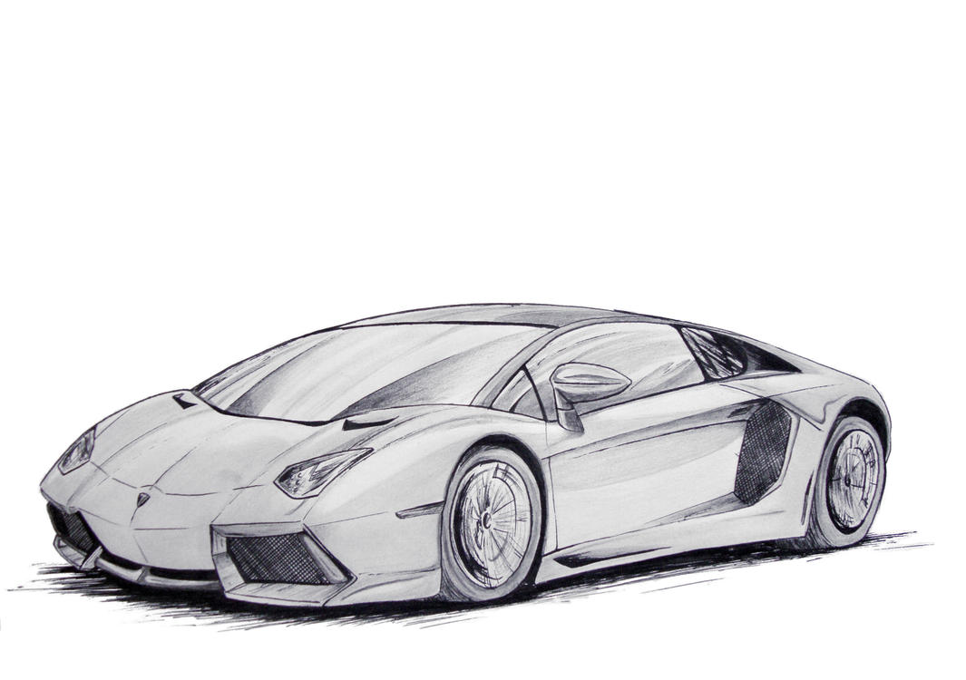 Lamborghini Aventador LP700-4 by Samanth406 on DeviantArt