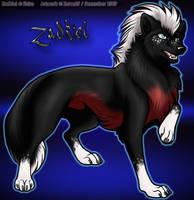 Zadkiel by Zerwolf