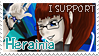 Herainia stamp by Zerwolf