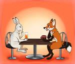 Cafe Meeting