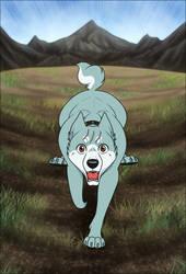 Run and run! by Zerwolf